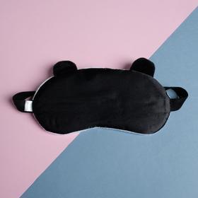 Маска для сна фигурная 'Панда' Ош