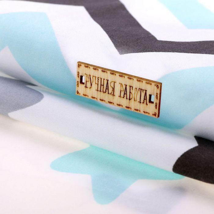 Набор ткани пэчворк «Тихая ночь», 50 × 50 см