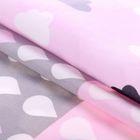 Набор ткани пэчворк «Ласковый летний дождик», 50 × 50 см