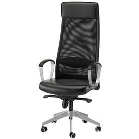Рабочий стул МАРКУС, цвет чёрный