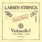 Струна А для виолончели (хромированная сталь, для солистов) 4/4 LARSEN Medium