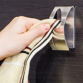 Вешалка для полотенец из нержавеющей стали