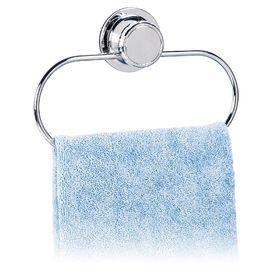 Вешалка для полотенец, настенная, на вакуумном шурупе