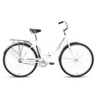 """Велосипед 28"""" Forward Portsmouth 1.0, 2015, цвет белый, размер 19"""""""
