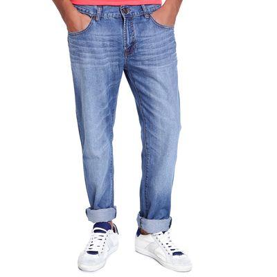 Джинсы мужские GARI 10547-1, размер 44-46, рост 185-190 см, цвет синий синий