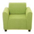 Кресло ASTRA 41 (салатовый), 59х55х47см, двп/дсп, поролон, меб.ткань