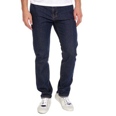 Джинсы мужские JON 10546-2, размер 46, рост 185-190 см, цвет тёмно-синий