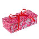 """Коробка для сладостей """"Розовая гармония"""" 15 х 7 х 5 см"""