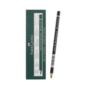 Карандаш акварельный Faber-Castell Albrecht DÜRER®, 199 черный, ЦЕНА ЗА 1 ШТ