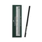 Уголь натуральный в карандаше Faber-Castell PITT® Monochrome Charcoal, Hard цена за 1 штуку