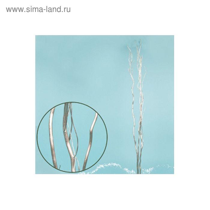 Ветки декоративные, корелис, серебряный 1.5 м,набор 3 шт