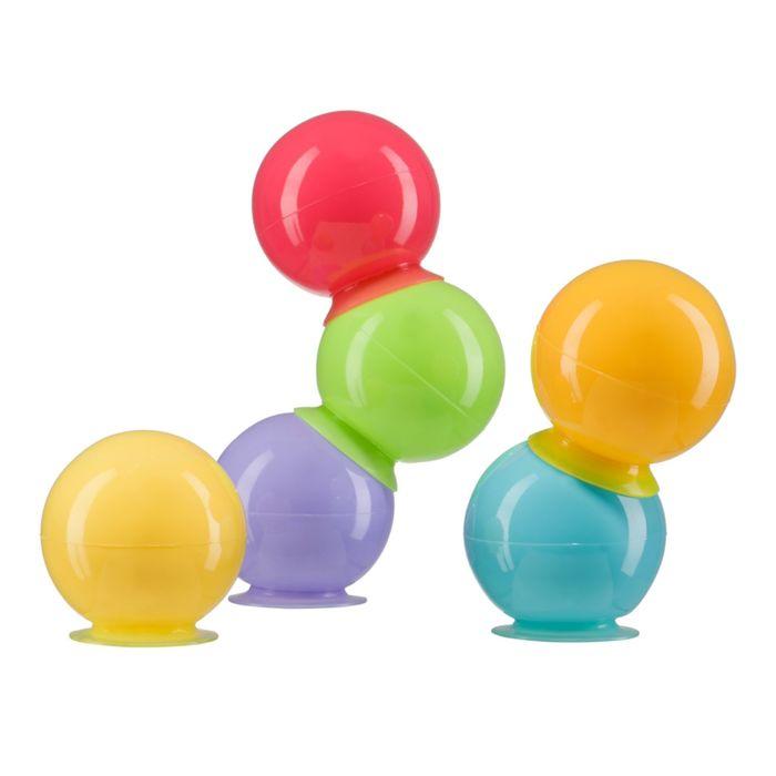 Набор ПВХ-игрушек IQ-Bubbles, 6 шт.