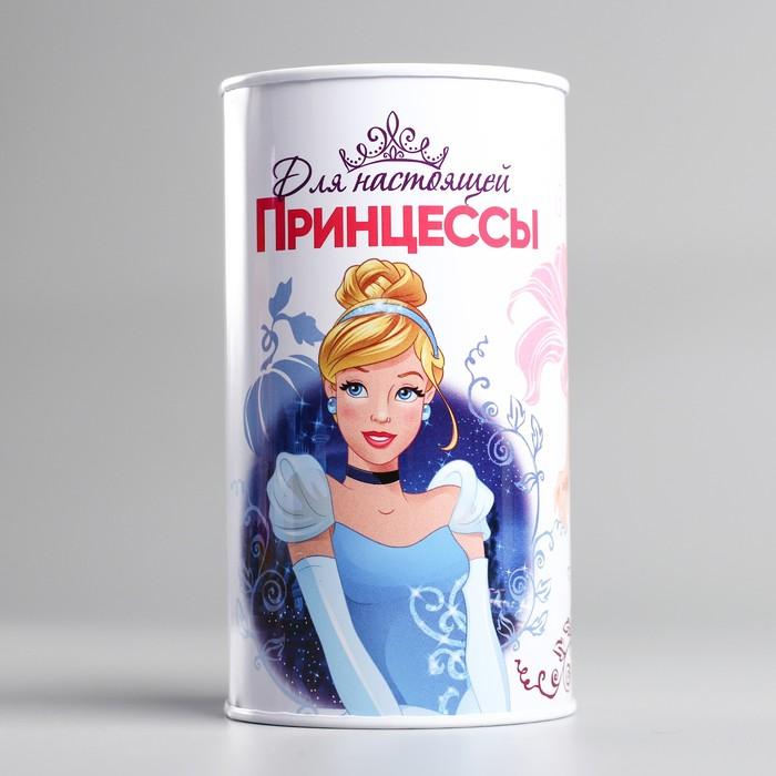 """Копилка детская """"На исполнение мечты"""", Принцессы, 6,5 х 12 см"""