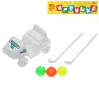 "Set accessories for doll baby ""Golf"", 6-piece"