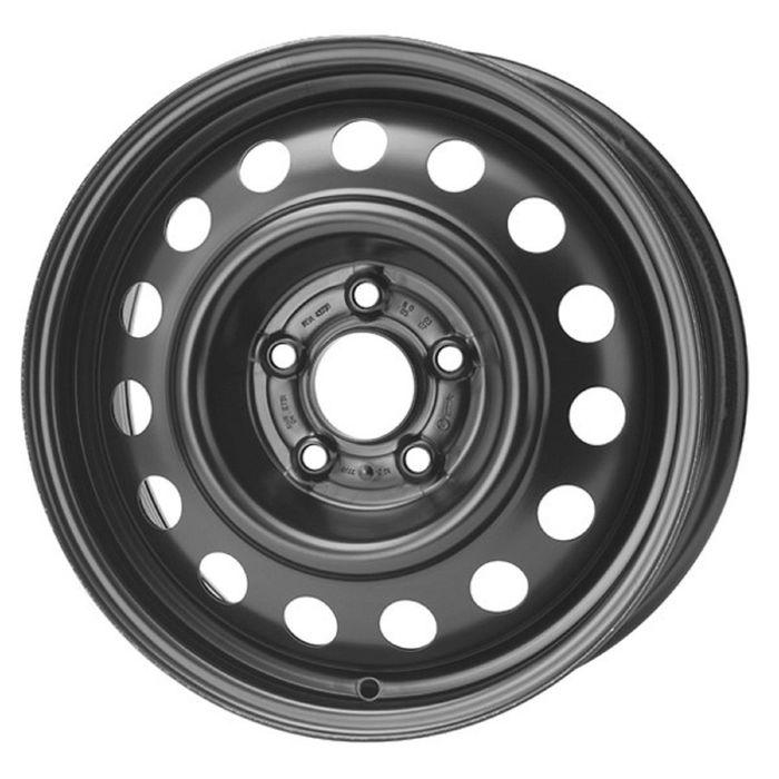 Диск ТЗСК 6,5×16 5×114,3 ЕТ45 d60,1 черный (Camry,Corolla)