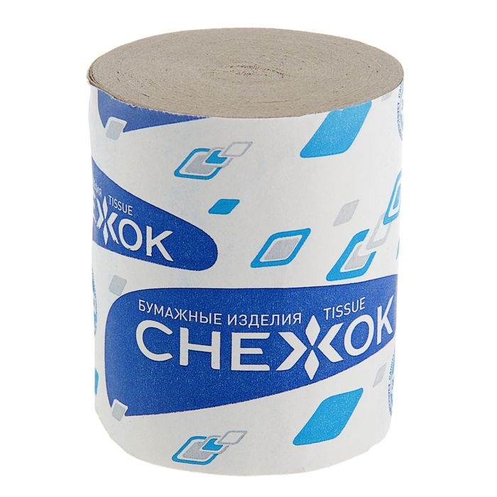 Туалетная бумага «Эконом», 27 метров, 1 слой