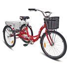 "Велосипед 26"" Stels  Energy-I,  2017, цвет красный/белый, размер 16"""