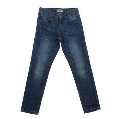 Джинсы для мальчика, рост 128 (68) см, цвет тёмно-синий ZB 10267-D