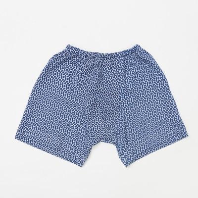 Трусы-шорты для мальчика, рост 146 см (38), цвет МИКС Т-796-01