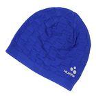 """Шапка вязаная для мальчика """"PEEP"""", размер S (1-2 года), цвет синий"""