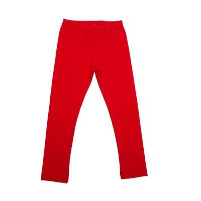 """Легинсы для девочки """"Волшебная радуга"""", рост 110 см (56), цвет красный ДРЛ894804"""