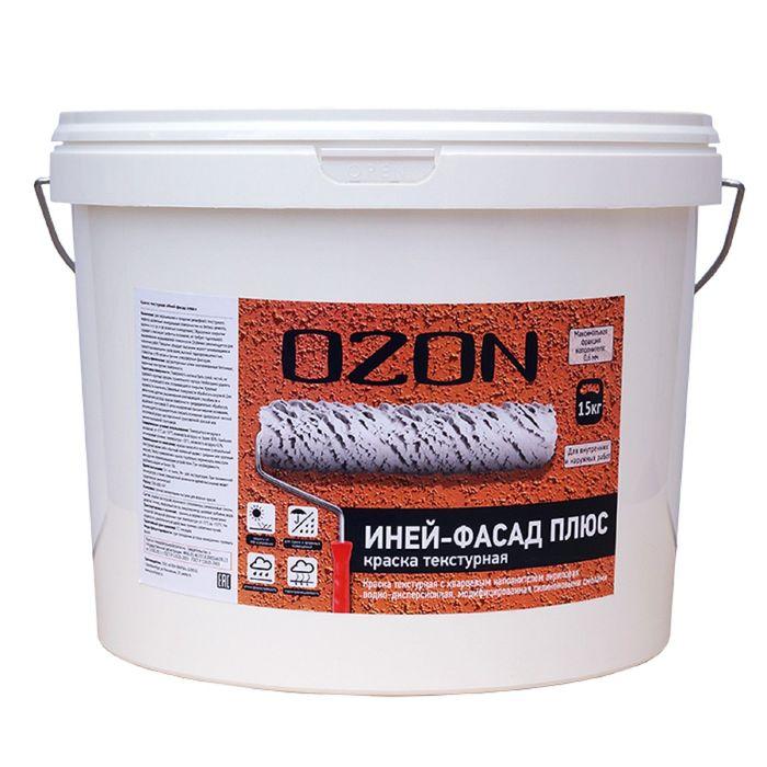 Краска текстурная OZON