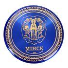 """Магнит-герб """"Минск"""""""