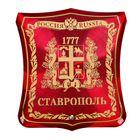 """Магнит-герб """"Ставрополь"""""""