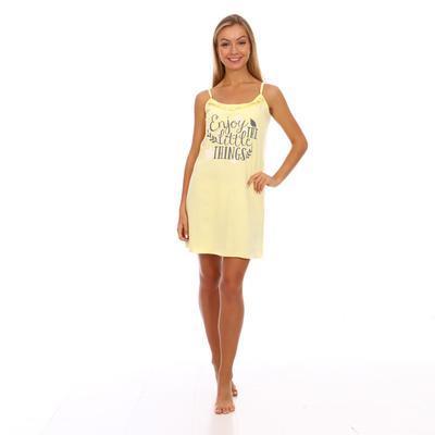 Сорочка женская НС152 МИКС, размер 46