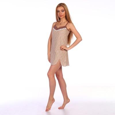 Сорочка женская НС24 МИКС, размер 54
