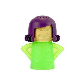 """Очиститель микроволновой печи """"Грозная мама"""", фиолетовый"""