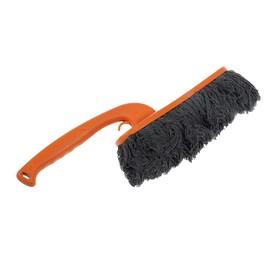 Щётка для удаления пыли, автомобильная, 34 см, микрофибра, поворотная ручка 360 градусов