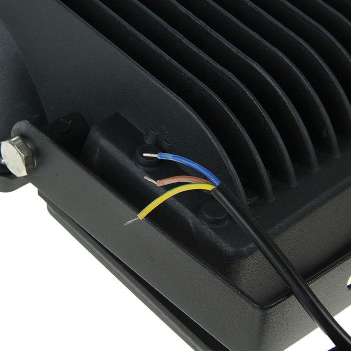 Прожектор светодиодный серия SMD-02, 150W, IP66, 12000Lm, 6500К, 85-220V, БЕЛЫЙ