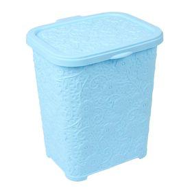 Контейнер для стирального порошка «Ажур», 6 л, цвет МИКС