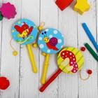 Музыкальная игрушка «Колотушка» МИКС - фото 106525148