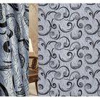 Ткань портьерная в рулоне, ширина 280 см., блэкаут 86897
