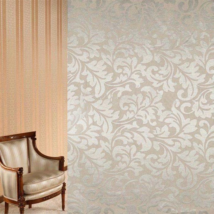 Ткань портьерная в рулоне, ширина 150 см., блэкаут 82091