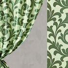 Ткань портьерная в рулоне, ширина 280 см., блэкаут 62814