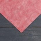 Материал укрывной, 5 × 1,6 м, плотность 60, 2-слойный, с УФ-стабилизатором, бело-красный, «Агротекс»