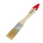 Кисть плоская Hobbi/Remocolor Стандарт, 25 мм, ручка дерево, натуральная щетина