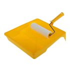 Набор малярный Hobbi, валик микрофибра, 180мм, кювета 330х350 мм