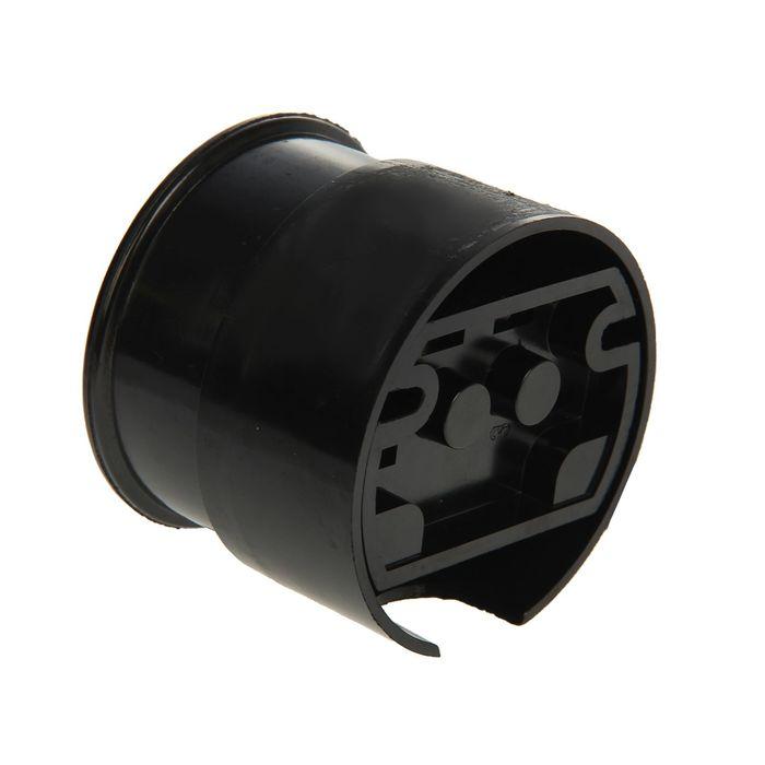 Разъем РШ-ВШ, 3P+PE, ОУ, 32 А, 380 В, карболит, черный, SBE-IS1-380-C