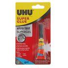 Клей Универсальный UHU Super Glue Gel 3 г 40360/43894
