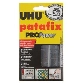 Клеящие подушечки UHU Propower черные 40790