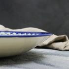 Ляган круглый Риштанская Керамика, 41см - фото 400246