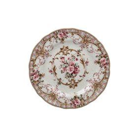 Тарелка десертная «Абингтон Роуз», 22 см