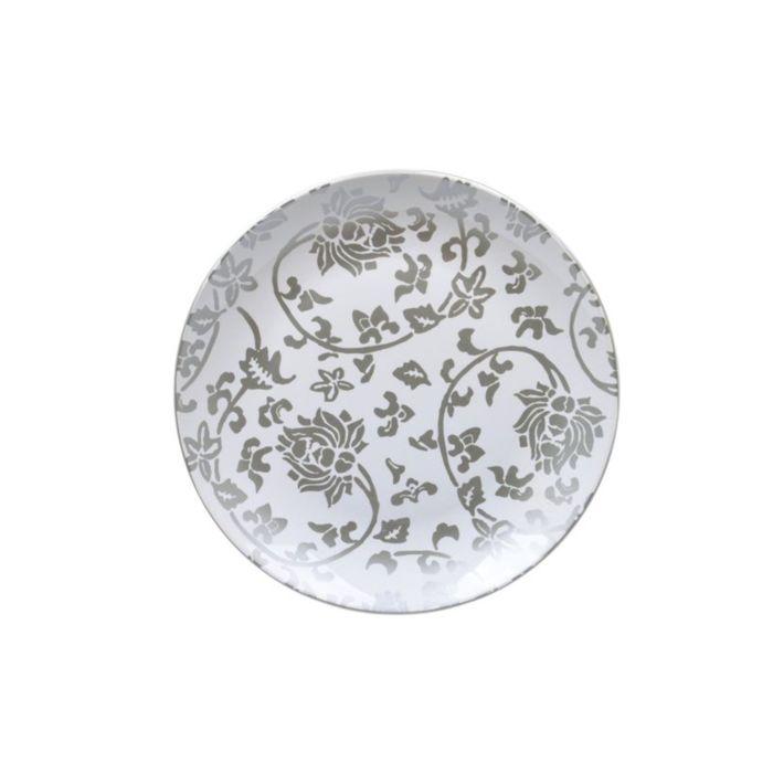 Тарелка обеденная «Джапан Деним Сильвер», 27,5 см