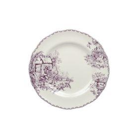 Тарелка обеденная «Инглиш принтс Флинт», 27,5 см