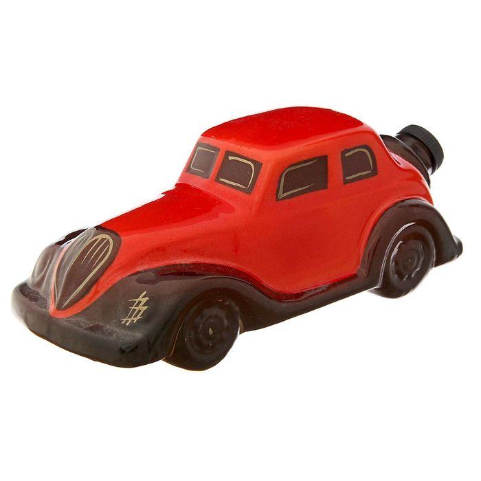 """Штоф """"Машина"""" красная, 0,5 л"""