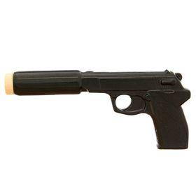 "Штоф ""Пистолет с глушителем"" 0,1 л"